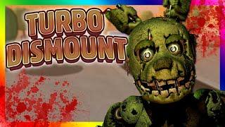 getlinkyoutube.com-SPRINGTRAP GETS SMASHED!   Turbo Dismount   Funny Moments (Five Nights at Freddy's 3 Ragdoll)