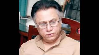 Hassan Nisar ny election 2018 say phely he bata diya k Election KOn jeetay ga