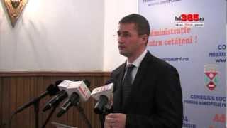 Conferinta de presa - Tiberiu Iacob Ridzi -21 nov 2013