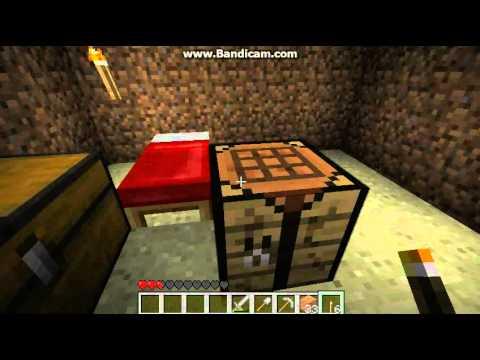 Let's Play Minecraft Ep 6: Freddy Krueger