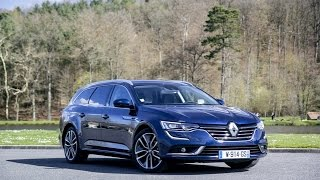 getlinkyoutube.com-Essai - Renault Talisman Estate 2016 : break ou esthète ?