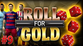 ROLL FOR GOLD #9 - OMG THE LAG!!! - FIFA 16