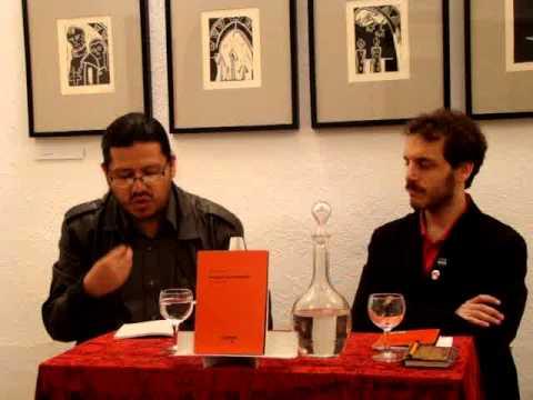 Carlos Aguasaco presenta su libro Antología de poetas hermafroditas