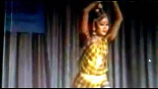 getlinkyoutube.com-Mansiya performing kuchipudi at kerala school kalotsavam ( state level ) 2011 - 2012