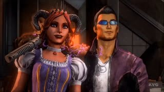 getlinkyoutube.com-Saints Row: Gat out of Hell - All Cutscenes | Movie [HD]