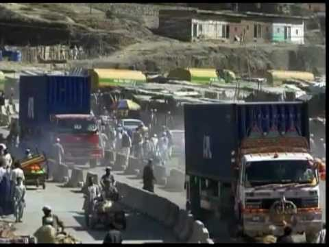 Pakistan Afghanistan- AFPAK Trade after 2014 - Tabinda Naeem - Urdu VOA