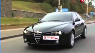 getlinkyoutube.com-Alfa Romeo 159  Первый тест
