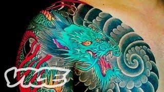 getlinkyoutube.com-大阪のタトゥーアーティスト MUTSUO 2/3 - Tattoo Age: Mutsuo Part 2