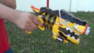 getlinkyoutube.com-Red Dino Charge Ranger fan film