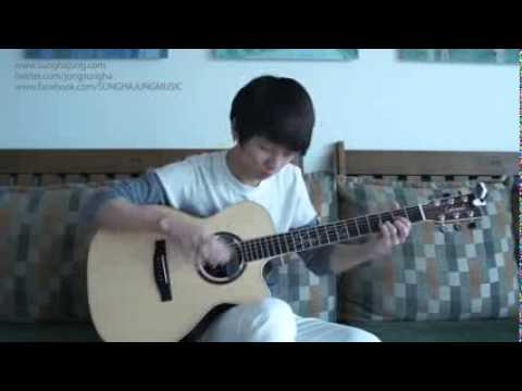 G-Dragon CROOKED 삐딱하게 GENUIS Guitarist ;) Sungha Jung