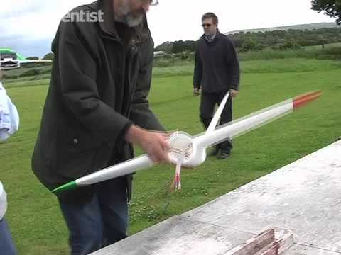 First flight of 3D printed plane
