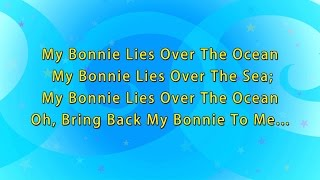 getlinkyoutube.com-Karaoke- My Bonnie lies over the ocean