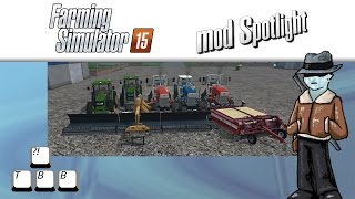 getlinkyoutube.com-Farming Simulator 15 Mod Spotlight - More Deere and some Fortschritt