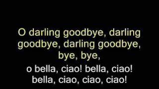 Bella ciao (english subtitles)