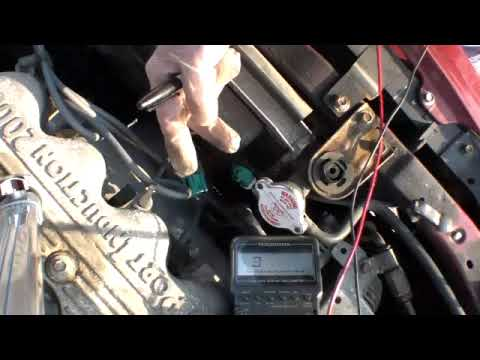 check oxygen sensor part 1 of 2