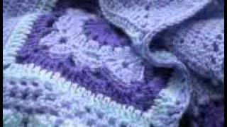 getlinkyoutube.com-T&P - Our Time - Manta a Crochet / Ganchillo