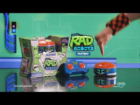 Really Rad Robots Fartbro