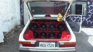 getlinkyoutube.com-Gol Quadradinho de 8 , Storm Sound Car, Hard Power, Stetsom