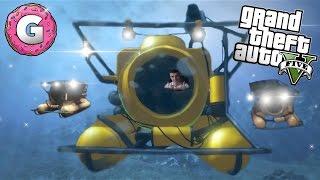 getlinkyoutube.com-DÉLIRES AQUATIQUE ! (GTA 5 Online)