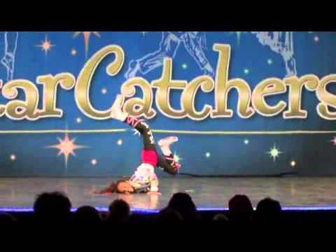 10 year old Hip Hop Dancer - Amazing Hip Hop Solo! Popping, Breakin', Krump  & Old School