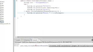 getlinkyoutube.com-Java cơ bản 30: Try catch 1