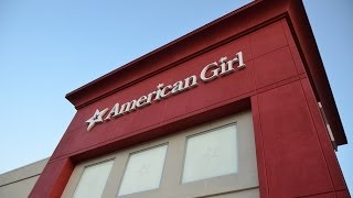 getlinkyoutube.com-American Girl Store Washington D.C. Holiday Tour (Part 1)