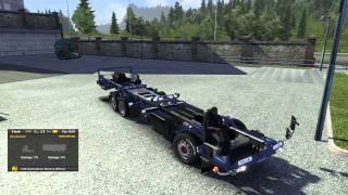 getlinkyoutube.com-Bus chassis for indonesian bus mapa rbr 1.0.8