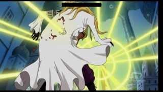 getlinkyoutube.com-One Piece - Kizaru VS Four Supernovas [HD]