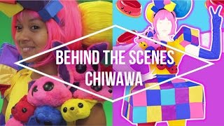 getlinkyoutube.com-Behind the Scenes of CHIWAWA on Just Dance 2016