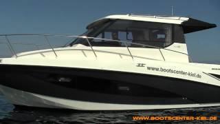 getlinkyoutube.com-Quicksilver Activ 855 Cruiser mit 3.0L TDI Diesel -Bootscenter Kiel-