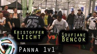 getlinkyoutube.com-Kristoffer Liicht (DEN) v Soufiane Bencok (BEL) Panna Battle | Style Of Play Jam 2015 - Copenhagen
