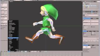 getlinkyoutube.com-Making a Simple Walk Animation