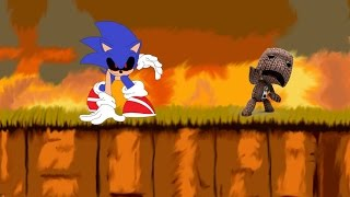 "getlinkyoutube.com-LittleBigPlanet 2:""Sonic E.X.E/Hide n Seek"" By:HA2012GGAN"