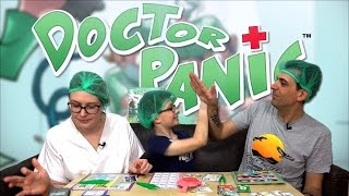 getlinkyoutube.com-ON A SAUVÉ UNE VIE ! Doctor Panic jeu en famille | Family Geek