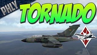 PANAVIA TORNADO & REVERSE THRUST! (War Thunder Jet Gameplay)