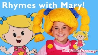 getlinkyoutube.com-Twinkle Twinkle Little Star and Other Rhymes With Mary from Mother Goose Club!
