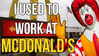 """I Used to Work at McDonald's"" Creepypasta"