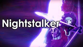 getlinkyoutube.com-Destiny The Taken King New Hunter Subclass: The Void Nightstalker