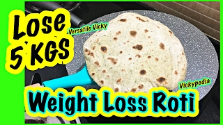 getlinkyoutube.com-Super Weight Loss Roti 4 | Lose 5KG in 15 Days Indian Meal Plan / Diet Plan To Lose Weight Fast 5 Kg