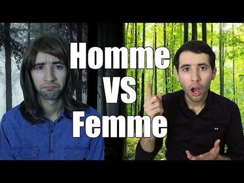 Saif-IFOTC HOMME VS FEMME !!