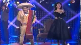 getlinkyoutube.com-Parodiando - Maria Felix y Jose Alfredo Jimenez / Maria Bonita (30. Junio. 2013) Pavel Arambula.