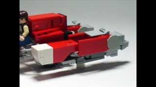 getlinkyoutube.com-レゴ変形ロボ32 ガーランド