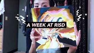 getlinkyoutube.com-A WEEK PASSES // RISD