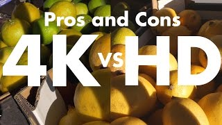 getlinkyoutube.com-4K VS HD: Side By Side Comparisons in 4K ( Pros and Cons )