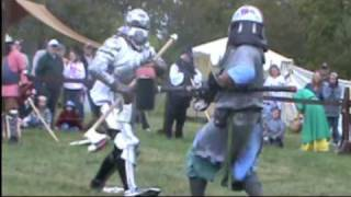 getlinkyoutube.com-Heavy Armour Fighting