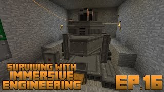 getlinkyoutube.com-Surviving With Immersive Engineering :: Ep.16 - The Arc Furnace