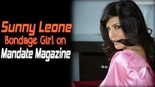 getlinkyoutube.com-HOT Sunny Leone: A bondage girl