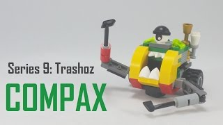 getlinkyoutube.com-How To Build | LEGO Mixels | Series 9 | 41574 Compax