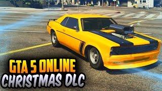 getlinkyoutube.com-GTA 5 DLC Update Christmas DLC Car Tampa Gameplay & Customization (GTA 5 Festive Surprise 2015)