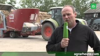 getlinkyoutube.com-Hofreport aus Niedersachsen: Futtermanagement auf Milchhof Reyels